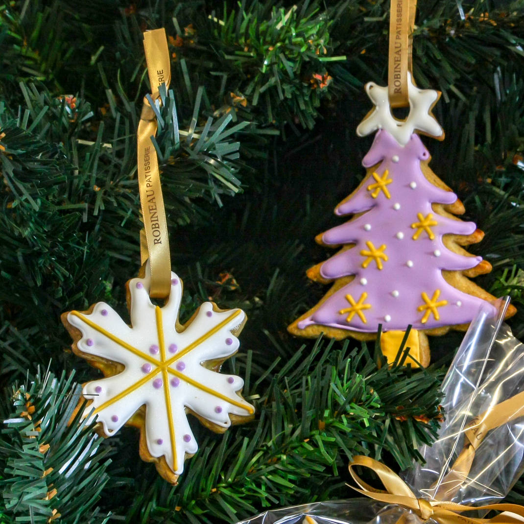 Star Iced Tree Hanging