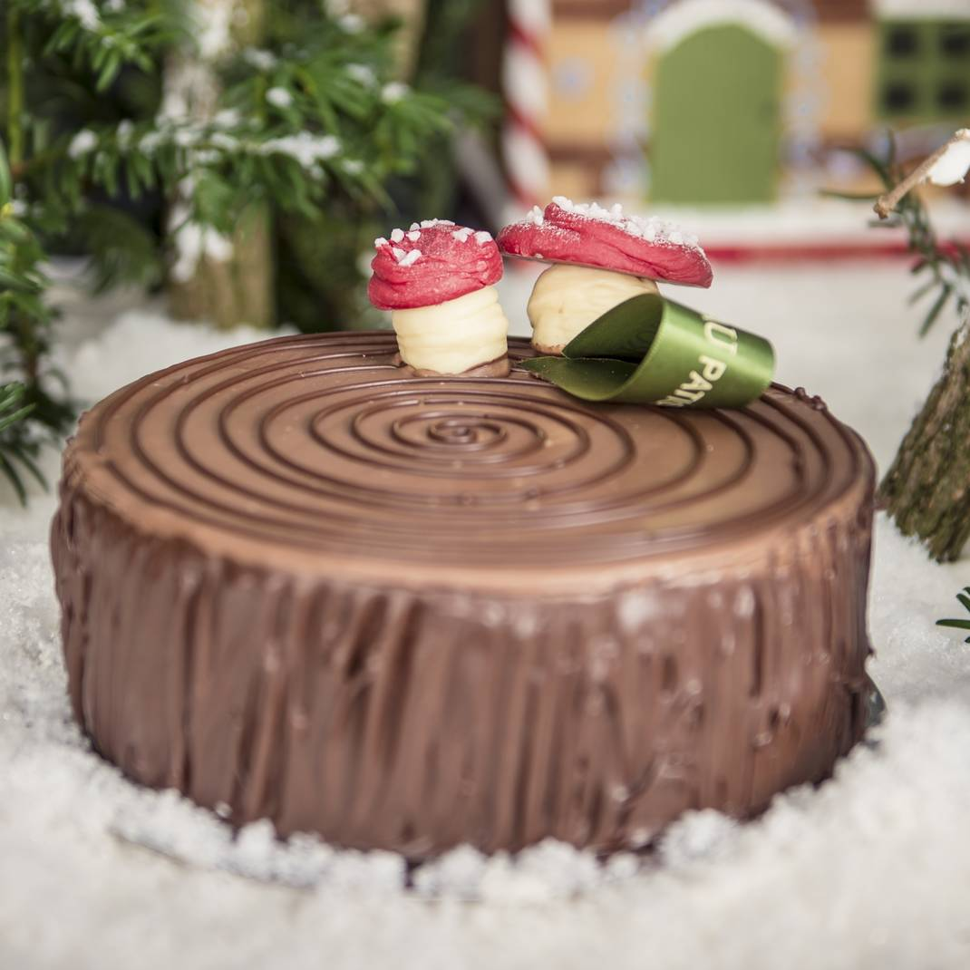 Woodland Gateau