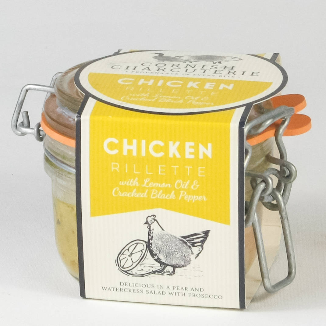 Chicken Rillette
