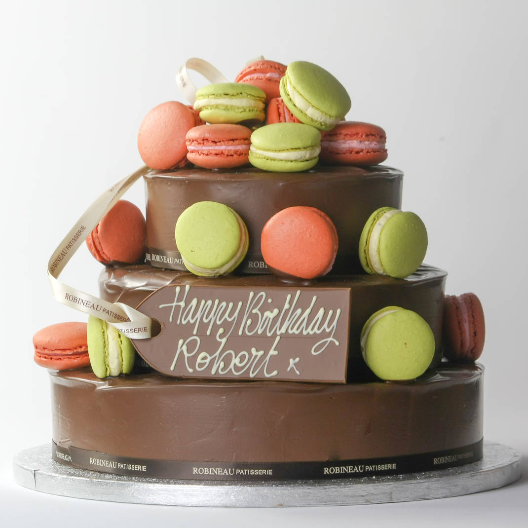 3 Tier Gateau