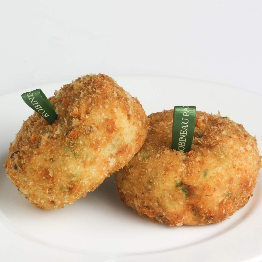 Cod and Chive Fishcakes