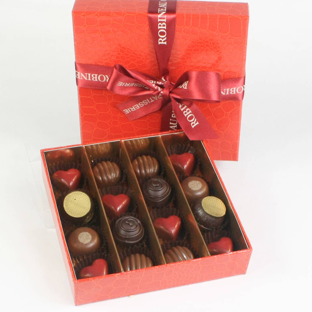16 Valentines Chocolates