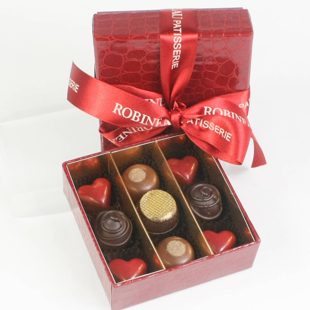 9 Valentines Chocolates