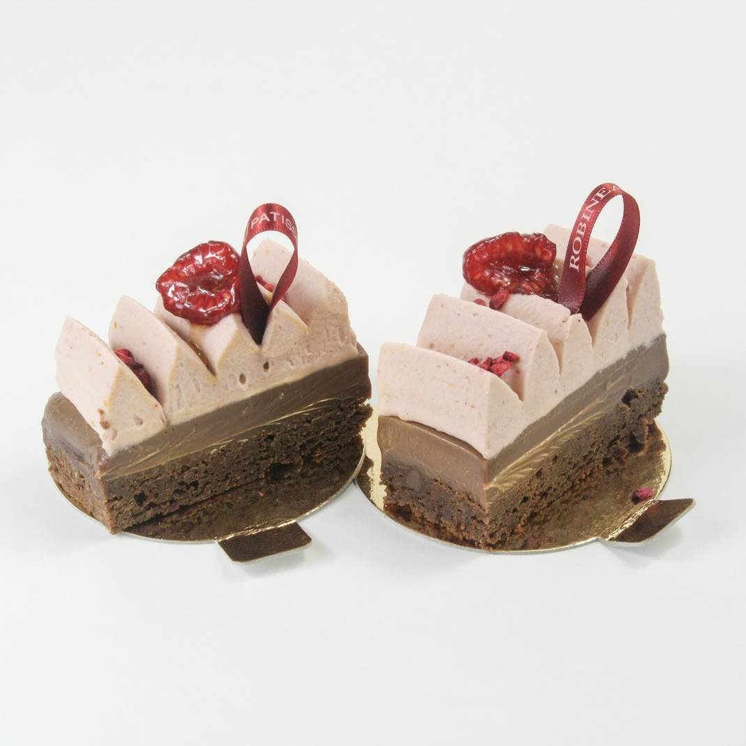 Indulgence White Chocolate & Raspberry