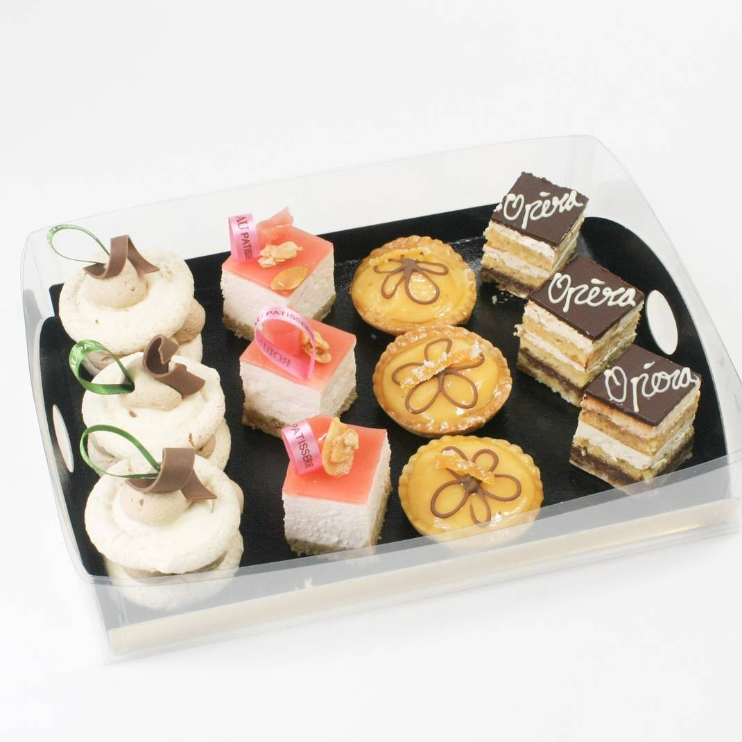 Patisserie Tray March 21