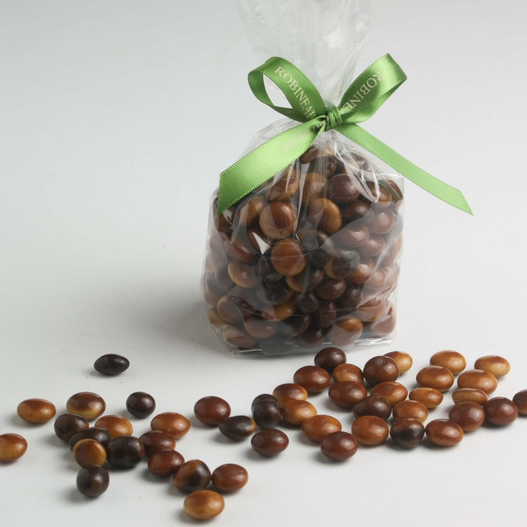 A Bag of Chocolate Pearls